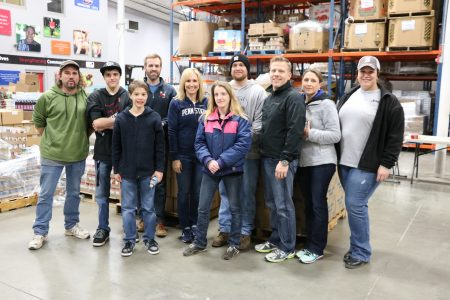 JEM Group Central PA Food Bank