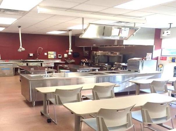 CPFB Teaching Kitchen - project page