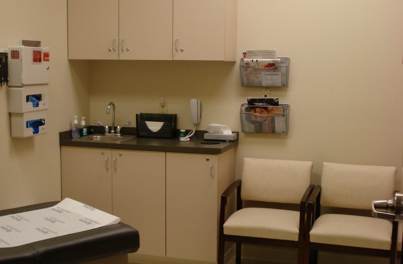 Heritage Family Practice Patient Exam3