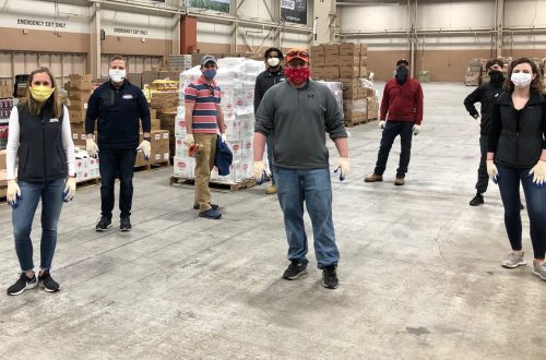 JEM Volunteers Central PA Food Bank
